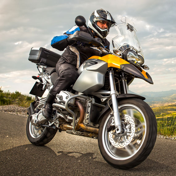 Equipaje para motos