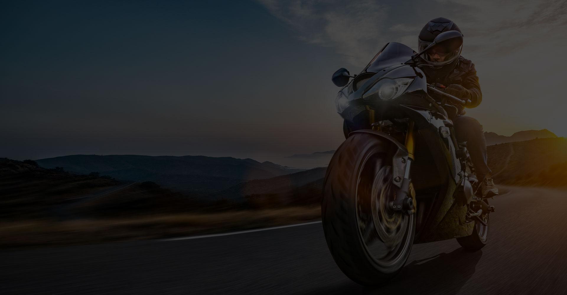 Modelo de motocicleta